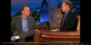 Norm MacDonald on Conan